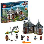 LEGO Harry Potter Hagrid's Hut: Buckbeak's Rescue Set 75947