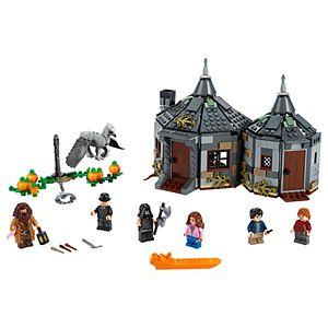 LEGO Harry Potter Hagrid's Hut: Buckbeak's Rescue Set 75947