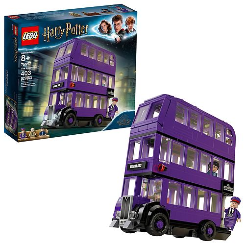 LEGO Harry Potter The Knight Bus Set 75957