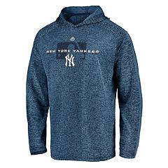 de38be3ca300 Men's Majestic New York Yankees Lighweight MLB Hoodie