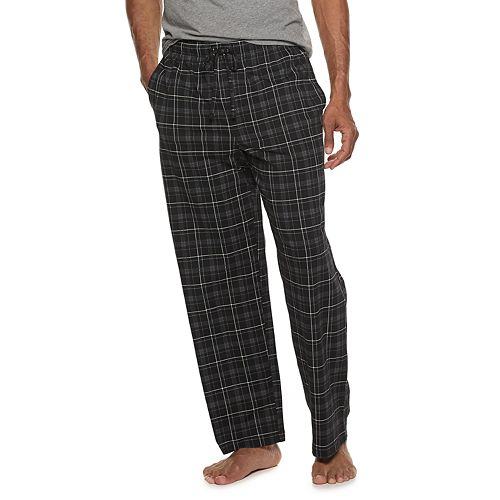 Men's Croft & Barrow® Knitted Sleep Pant