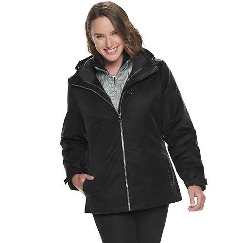 Women's ZeroXposur Verona 3 in 1 Systems Jacket