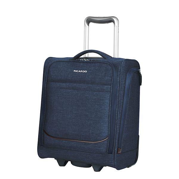 Ricardo Beverly Hills Malibu Bay 2.0 16-Inch Underseat Luggage in Midnight Navy