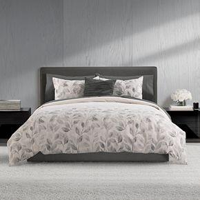 Simply Vera Vera Wang Shadow Leaves Comforter Set