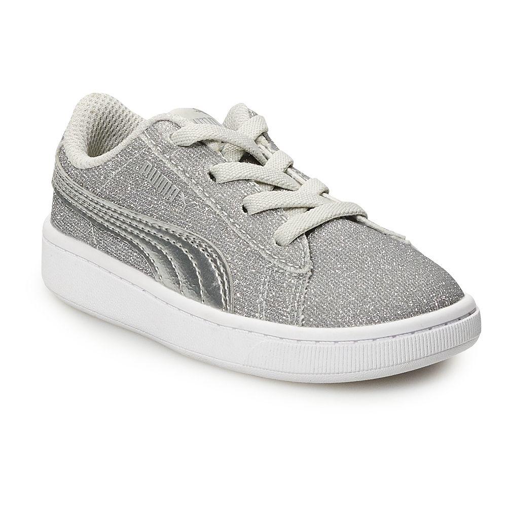 PUMA Vista Glitz Toddler Girls' Sneakers