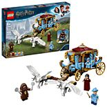 LEGO Harry Potter Beauxbatons' Carriage: Arrival at Hogwarts Set 75958