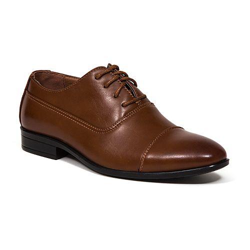 Deer Stags Alver Boys' Oxford Dress Shoes