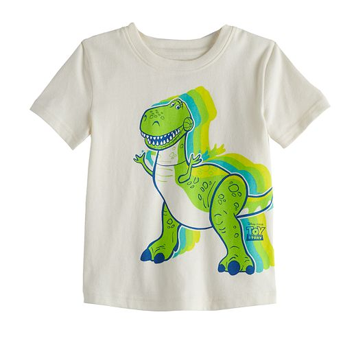 Disney / Pixar Toy Story Baby Boy Rex Softest Graphic Tee by Jumping Beans®