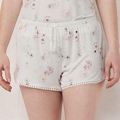 Women's LC Lauren Conrad Pajama Shorts