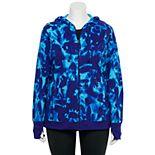 Plus Size Tek Gear® Essential Hooded Jacket