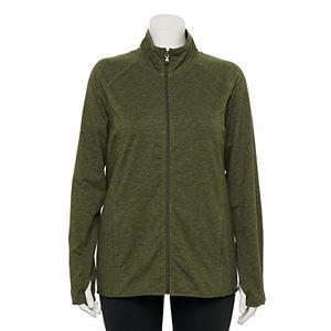 Plus Size Tek Gear® Hooded Jacket