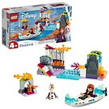Disney's Frozen 2 Princess Anna's Canoe Expedition by LEGO® 41165