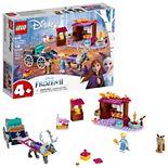 Disney's Frozen 2 Elsa's Wagon Adventure Set by LEGO® 41166