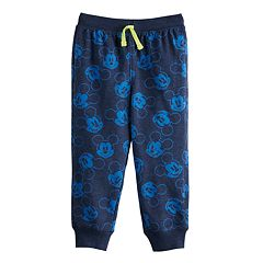 Disney's Mickey Mouse Baby Boy French Terry Jogger Pants by Jumping Beans®
