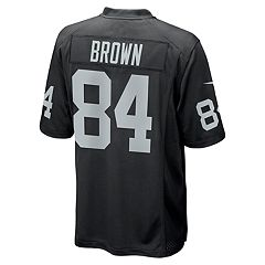 9a28e894 Men's Nike Oakland Raiders Antonio Brown Jersey