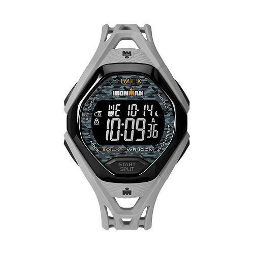 Timex Men's Ironman Sleek 30-Lap Digital Chronograph Watch