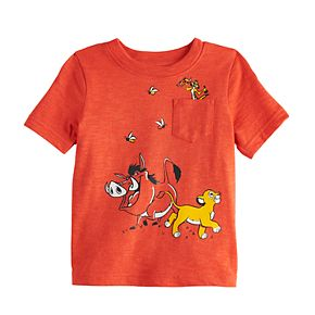 Baby Boy Disney's Lion King Crew Graphic Tee by Jumping Beans®
