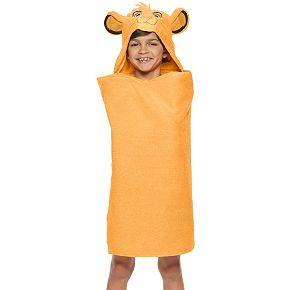 The Big One® Disney's Lion King Hooded Bath Wrap