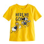 Disney's Mickey Mouse & Friends Toddler Boy Mickey & Donald Graphic Tee by Jumping Beans®
