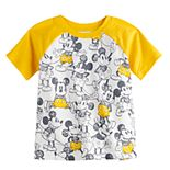 Disney's Mickey Mouse Toddler Boy Printed Tee by Jumping Beans®