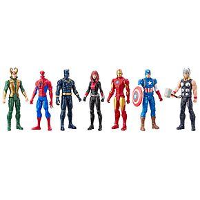 Hasbro Marvel Avengers Titan Hero Series Multipack