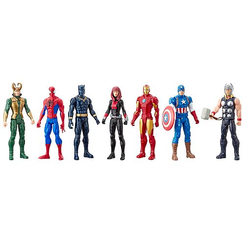 Hasbro Marvel Avengers Titan Hero Series Multipack