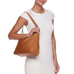 ili Leather Hobo Bag