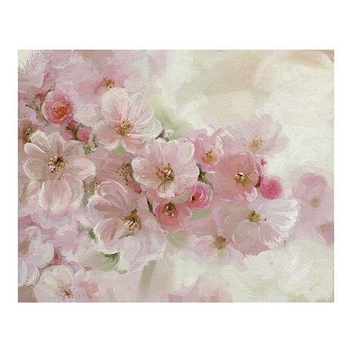Fine Art Canvas Japanese Cherry Tree By Studio Arts Wall Art