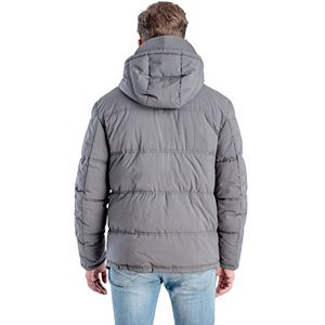 Big & Tall TOWER By London Fog Chazy Hooded Parka