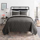 VCNY Home Cotton Aviary Quilt Set