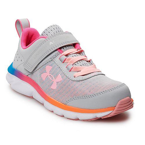 Under Armour Assert 8 Alt Pre-School Girls' Running Shoes