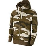 Men's Nike Club Fleece Camo Hoodie