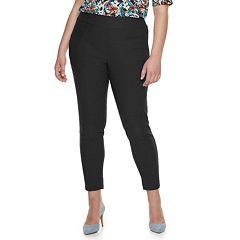 Plus Size Apt. 9® Seaming Brynn Skinny Pants