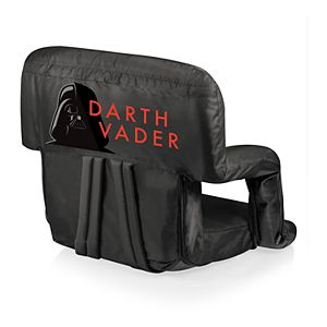 Star Wars Darth Vader Portable Reclining Stadium Seat by Picnic Time
