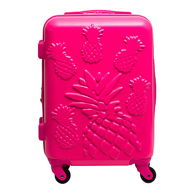Macbeth Collection Vacay Vibes 21-Inch Hardside Spinner Luggage