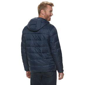 Men's Hemisphere Hooded Puffer Jacket