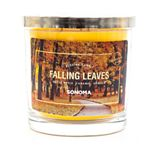 SONOMA Goods for Life? Falling Leaves 14-oz. Candle Jar