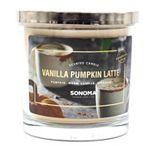 SONOMA Goods for Life? Vanilla Pumpkin Latte 14-oz. Candle Jar