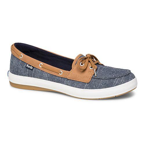 Keds Charter Cotton Women's Boat Shoes