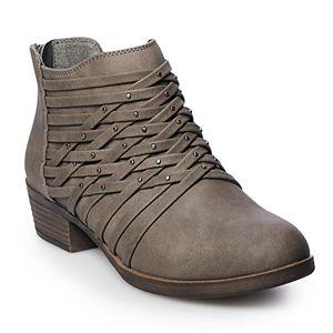 SO® Redfield Women's Ankle Boots