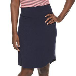 1812cd38ef Women's ELLE™ Pull-On Pencil Skirt. (1). Sale