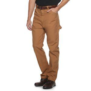 Men's Red Kap Loose-Fit Duck Dungaree Pants