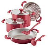 Rachael Ray® Create Delicious 8-pc. Stacking Cookware Set