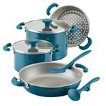 Rachael Ray Create Delicious 8-pc. Stacking Cookware Set