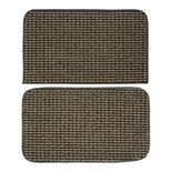 Garland Rug Berber Colorations 2-piece Kitchen Rug & Mat Set