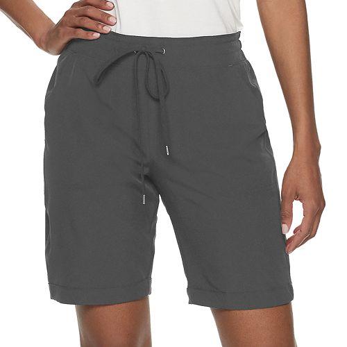Women's Tek Gear® Weekend Woven Bermuda Shorts