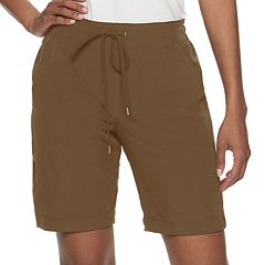 Women's Tek Gear® Weekend Woven Bermuda Shorts