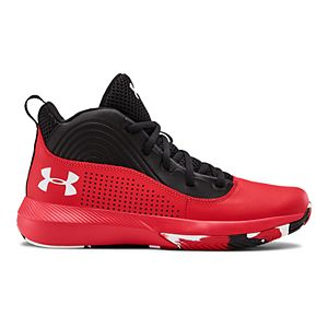 592284a3 Under Armour Torch Mid Grade School Boys' Basketball Shoes