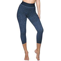 f354b408127f3 Women's Colosseum Gracie Seamless High-Waisted Capri Leggings