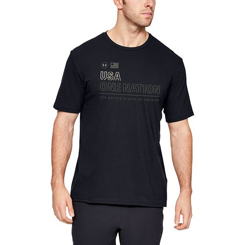 Men's Under Armour USA One Nation Tee